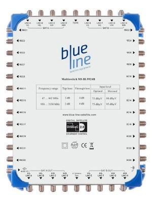 Multiswitch kaskadowy Blue Line MS BL9924B 9/9/24