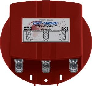 DiSEqC EMP-Centauri S4/1PCP-W2 + DVB-T
