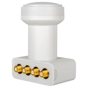 LNB Quad HD-Profi Gold 0,1 dB