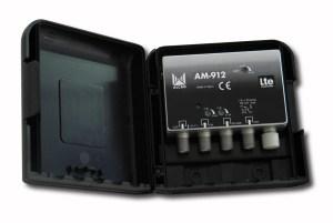 Alcad Wzmacniacz Masztowy AM-912 32dB UHF VHF FM