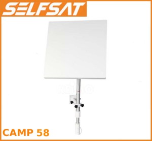 Selfsat CAMP 58 antena płaska