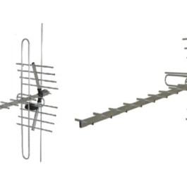 Antena DVB-T Yagi Combo SPACETRONIK SP-21HV