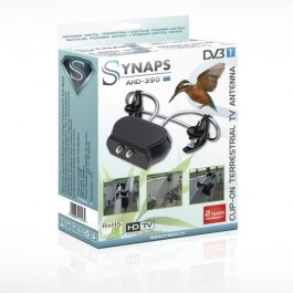 Antena DVB-T Synaps AHD-390 Clip ON