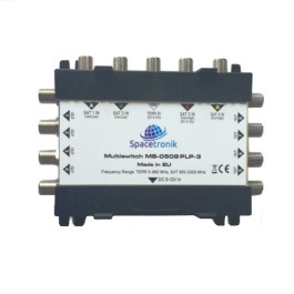 Multiswitch 5/8 Spacetronik MS-0508PLP-3