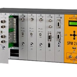 Jednostka bazowa POLYTRON SPM 2000 tele LAN 10/10