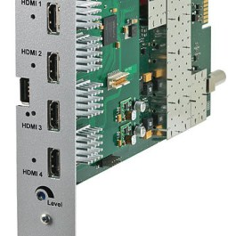 Moduł POLYTRON SPM-H4TCT 4x HDMI na DVB-Tlub -C