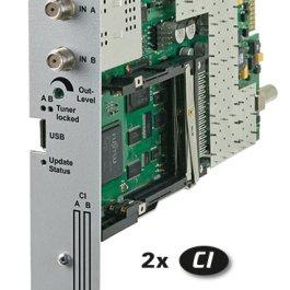 Moduł POLYTRON SPM-STCT-CI, 2 x DVB-S/2, 2 x CI