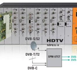 Modulator POLYTRON SPM 200 UTCT 2xS2/T2/C na C/T