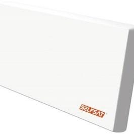 Selfsat - H22D2+ antena płaska - z LNB Twin