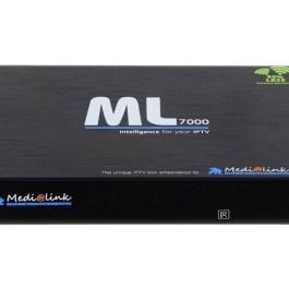 Medi@link ML7000ECO IPTV Stalker, Xtream, Pro TV
