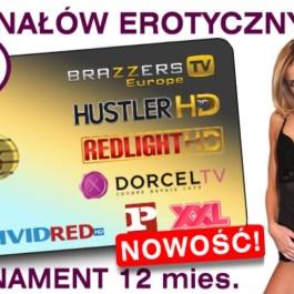 usł. dostępu do kan ELITE HD 9+ Stars 9ch/12m VCC6