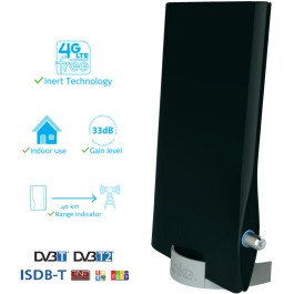 Antena wewnętrzna Funke DSC550 DVB-T/T2 4G LTE Bl