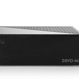 VU+ Zero 4K Czarny z głowicš DVB-T2/C