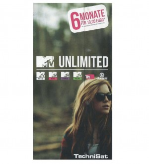 MTV abonamnet na 180 dni- zdrapka Nowa Wersja