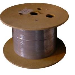 Kabel optyczny Invacom ze złšczkami FC/PC 200m