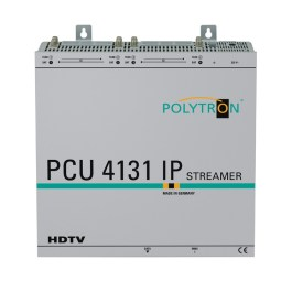Stacja POLYTRON PCU 4131 4xDVB-S2/T2/C na IPTV