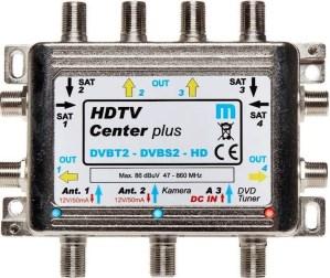 Rozdzielacz HDTV Center plus + zasilacz