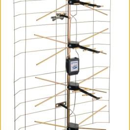 Antena siatkowa SPACETRONIK ASP-8W GOLD DVB-T