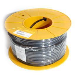 Kabel RG6U Televes 212501 T100 PE czarny - 100mb