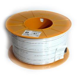 kabel RG6U Televes CXT-1, 2127 CCS biały 100m