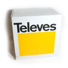 kabel RG6U kon. Televes T100 212604 rolka 250mb.