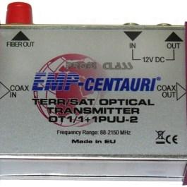 Transmiter optyczny EMP-Centauri OT1/1+1PUU-2