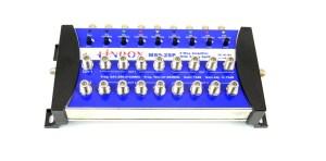 RozgałęŸnik Linbox 2-krotny MS9-2SP aktywny reg.