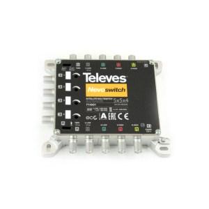 Multiswitch Nevoswitch Televes MSW 5x5x4 714501
