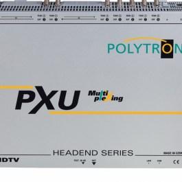 Stacja POLYTRON PXU 848 T 8xS2/T2/C na 8xDVB-T CI