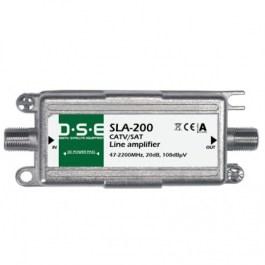 wzmacniacz SAT DSE SLA-200 45-2400 MHz 14-20dB