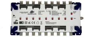 Wzmacniacz Spacetronik Pro Series MS-09AMP 9/9R