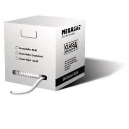 kabel Megasat Dual Shield RG6 - 90dB 305m/karton