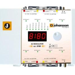 Modulator Johansson 8180 Octo 8x AV