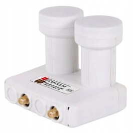 LNB Monoblock Twin Opticum RED LMTP-04H