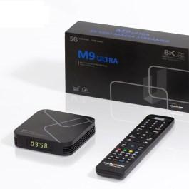 SMART TV Android BOX Medi@link M9 ULTRA IPTV 8K
