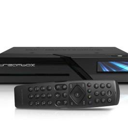 Dreambox Two Ultra HD 4K 2x DVB-S2X MIS