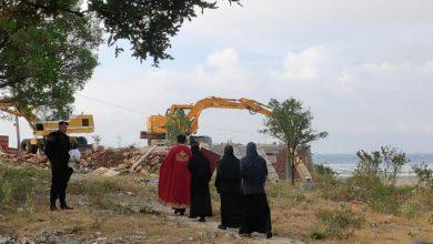 Photo of Në fshatin shqiptar të Ulqinit shëmbet një objekt i Kishës serbe i ndërtuar pa leje