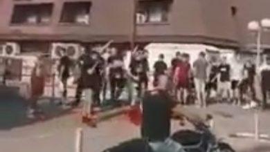 Photo of Shkup/ Tifozët maqedonas ofendojnë shqiptarët, ja reagimi i tyre (VIDEO)