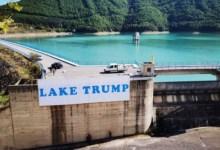 Photo of Nisi si një shaka e Grenell, por liqeni i Ujmanit mund të quhet 'Liqeni Trump'