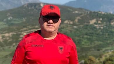 """Photo of Artan Hoxha nxjerr fotot: """"Bosi"""" shqiptar i kokainës nga burgu i sigurisë së lartë në Ekuador"""