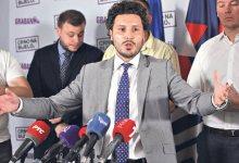 Photo of Sherr i ri/ Serbët duan ministrinë e Brendshme në Mal të Zi, Abazoviç: Jo baste me interesat e vendit