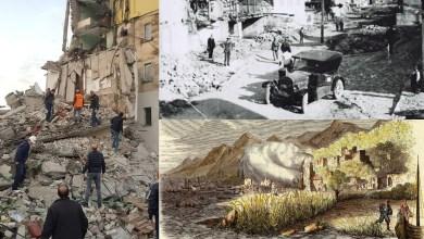 Photo of VIDEO/ Tërmetet, si na ka ndëshkuar historia