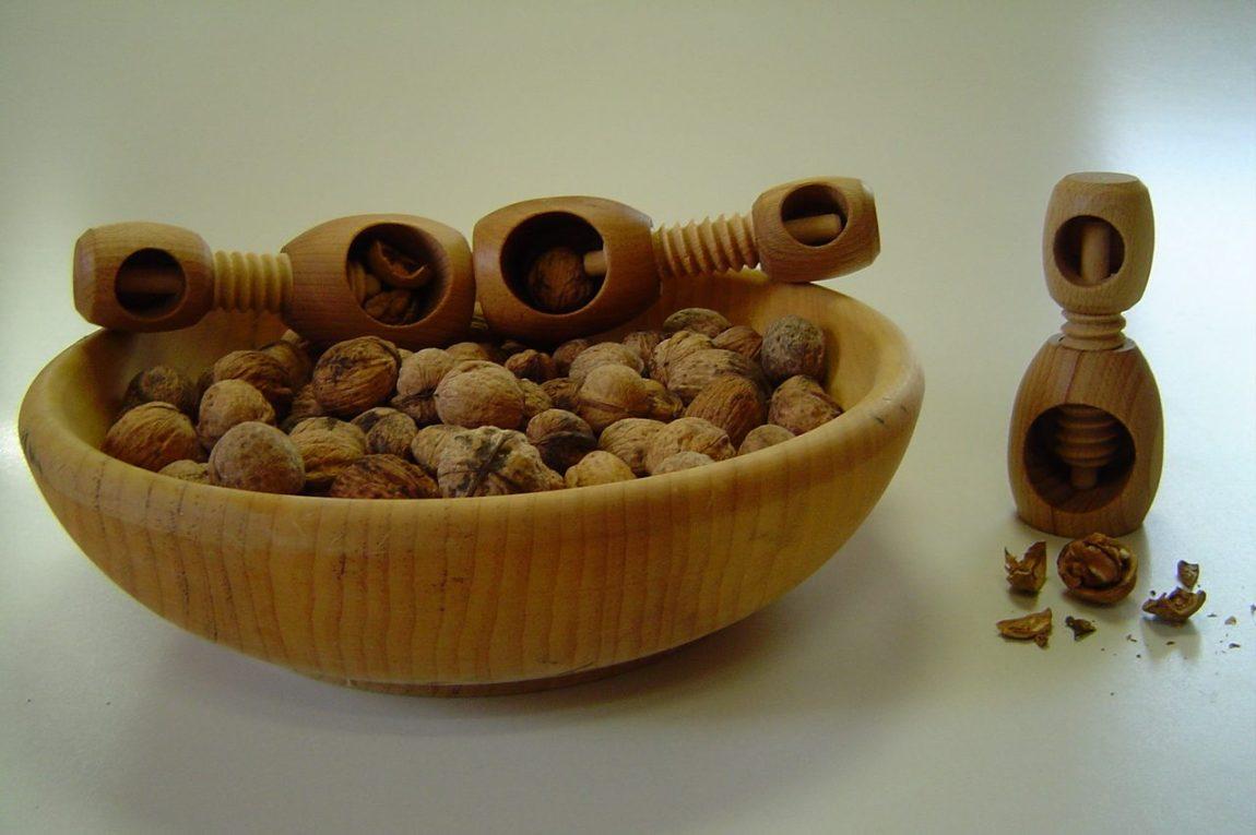 Lesen terilnik orehov in lešnikov