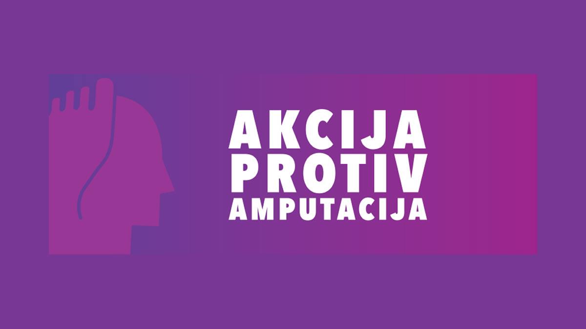 akcija protiv amputacija