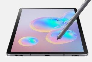 samsung galaxy tab s6 / s pen / 2019