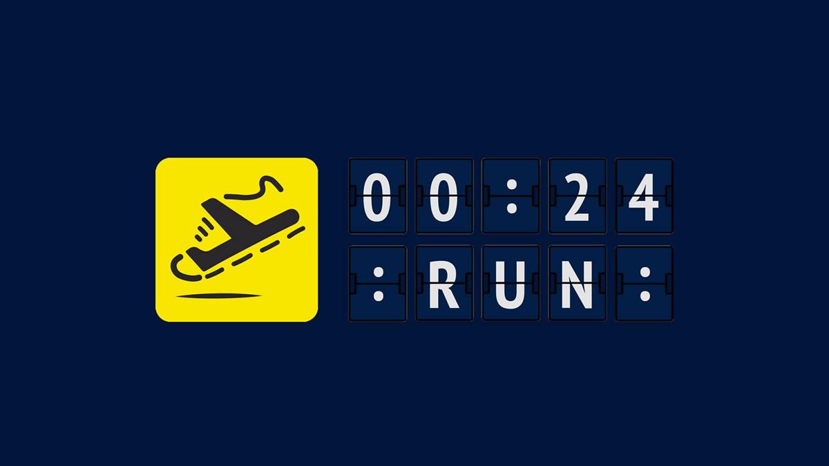 00:24 RUN / Zagreb Airport