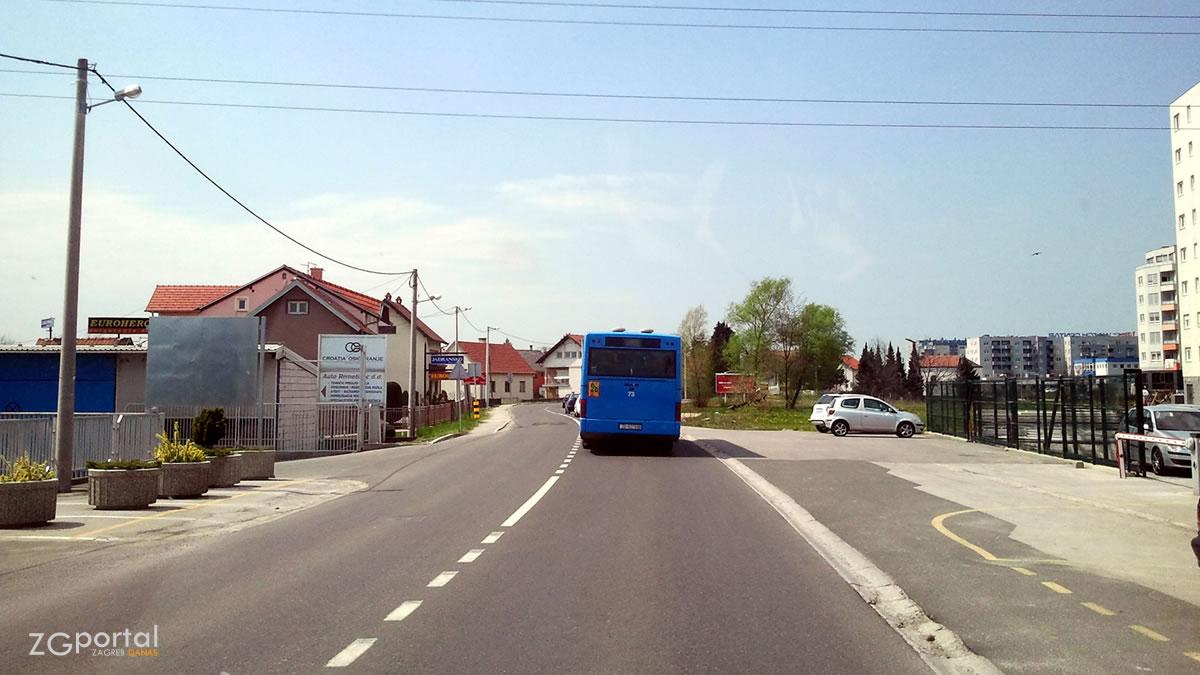 karlovačka cesta, remetinec, zagreb / travanj 2013.