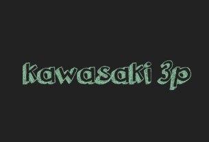 Kawasaki 3P logo