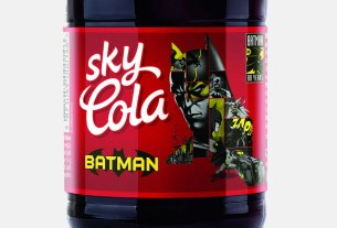 sky cola batman 2019