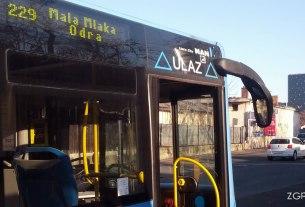 autobus linije 229 / ZET Zagreb